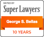 George Bellas Super Lawyers